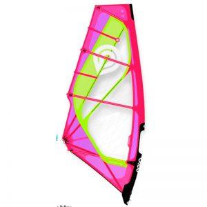 Vela de windsurf goya Banzai X 2020 pink