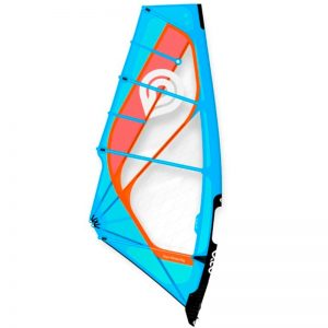 Vela de windsurf goya Banzai X 2020 red