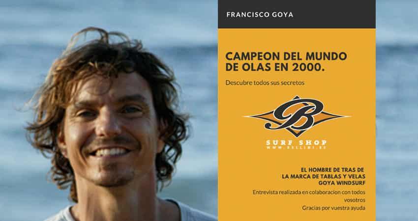 Entrevista F. Goya 2020. Bellini surf shop